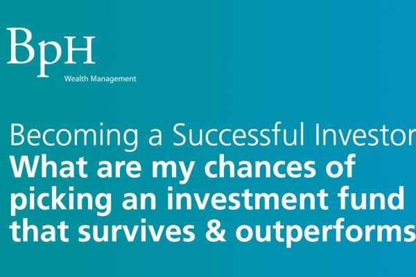 What are the chances of picing a fund that survives and outperforms?