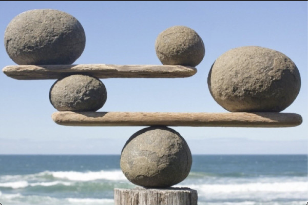 Balance header