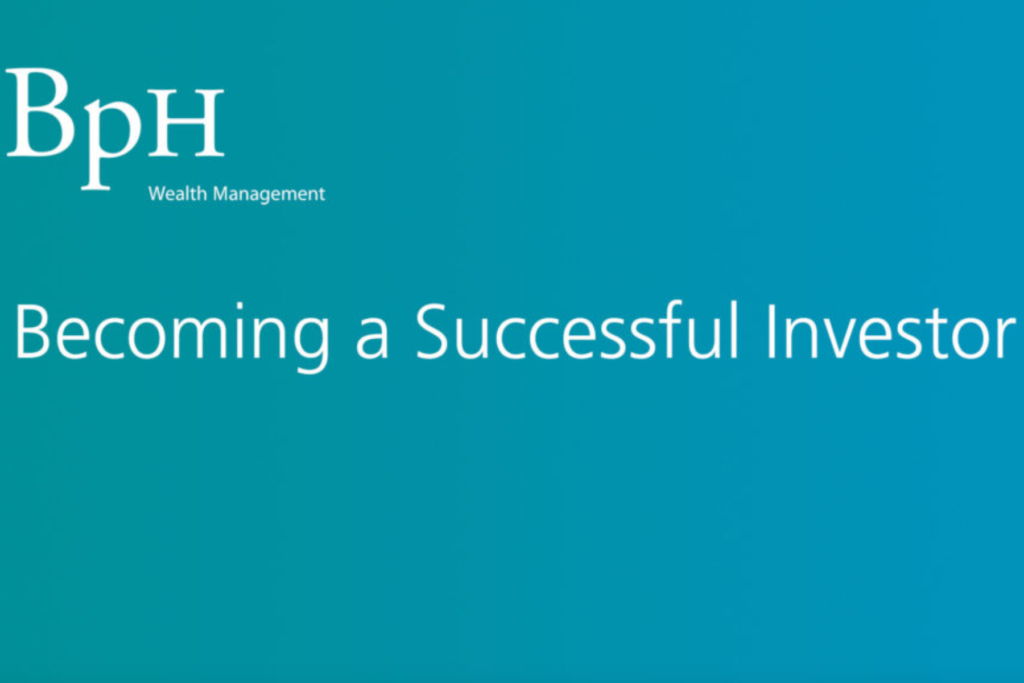 Becoming a sucessful investor header
